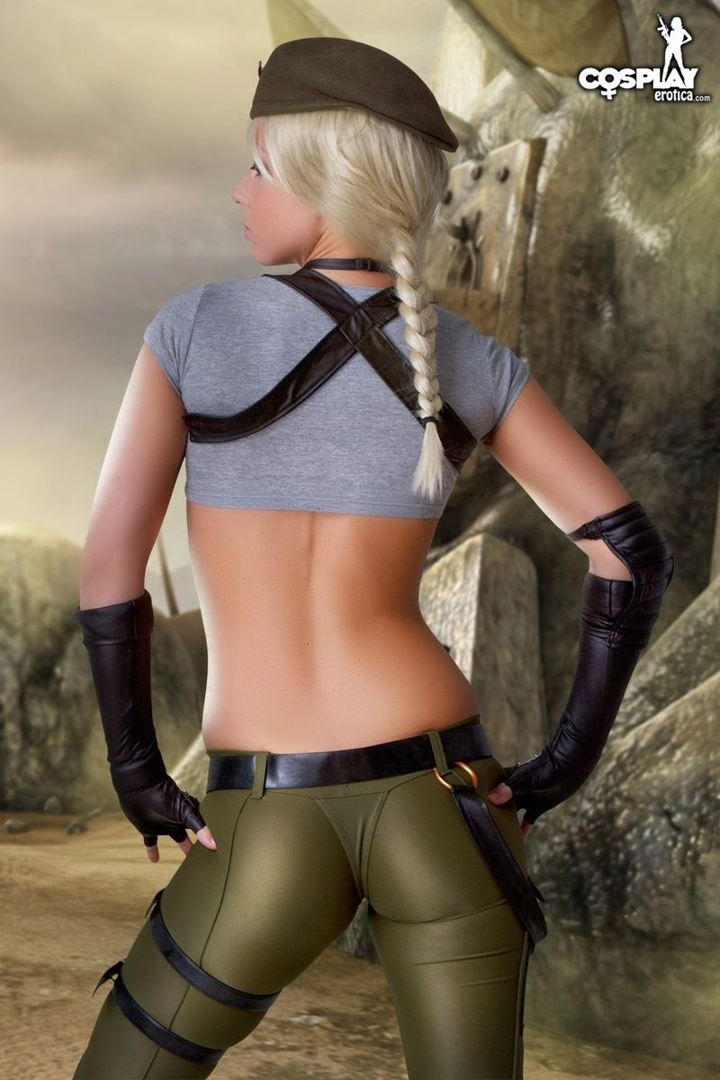 Sonya blade picnude mod anime video