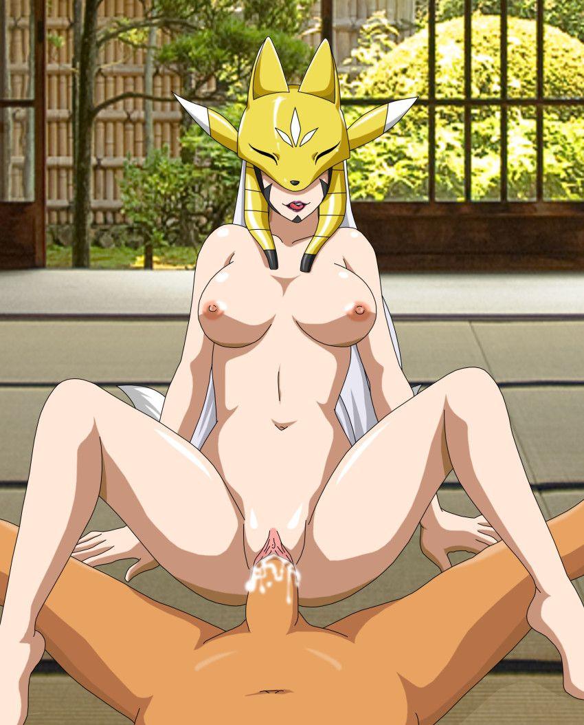 digimon nude rita kari